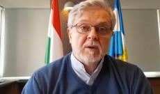 Dr. Gelényi Csaba, Magyarország Buenos Aires-i nagykövete köszöntötte a résztvevőket