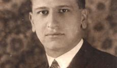 Fóthy Gyula (1901-1973), a Lánchíd díszkivilágításának megtervezője az 1938-as Eucharisztikus Világkongresszusra