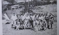 A 25-ös Szent Imre és a 36-os Dobó Katica cserkészcsapatok