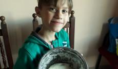 Kész a tészta