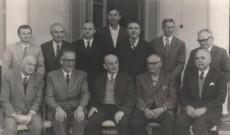 Az alapítótagokról is megemlékeztünk (Córdobai Magyar Kör fotógyűjteményéből)