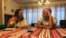 Interjú Andreával a Sao Paulo-i Magyar Házban
