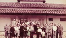 Ünnepség az 1960as években