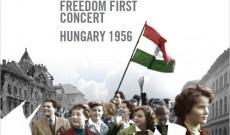 Koncert a forradalom emlékére Münchenben