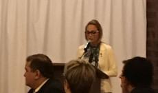 Az elnök asszony székfoglaló beszéde