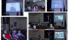 Megemlékezés a templomban