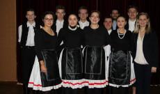 Augusztus 20. ünnepség MKK táncosai