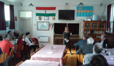 Augusztus 20 ünnepség a Konzul Asszony részvételével