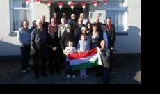 Christchurchi Magyar Klub, éves gyűlési csoportkép