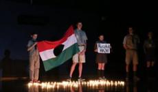 A lyukas zászló, a forradalom és szabadságharc jelképe