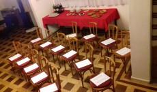 Képes összeállítás és frissítő várta a vendégeket a Magyar Házban