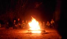 Ének és játék a tűz körül
