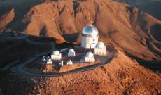 Obszervatórium - Valle de Elqui