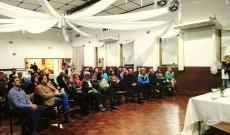 közönség az Uruguayi Magyar Otthon dísztermében