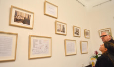 Kiállítás, amely '56-os kordokumentumokból állt