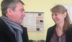 Juhász Réka és Bogdán Tibor