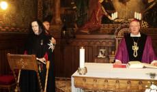 Szentmise a Pázmáneumban Mindszenty József bíboros-hercegprímás születésének közelgő 125. évfordulója alkalmából