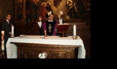 November 4-én a Pázmáneum kápolnájában