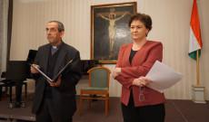 A magyar szórvány napi esten november 16-án, Bécsben a Pázmáneumban