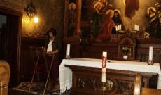 Kertész Erzsébet két verset is hozott magával a felolvasóestre