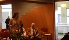 Holdasi-Szabó Zsuzsa saját verseiből hozott az alkalomra