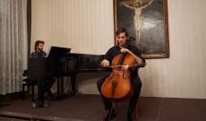 Leonid Belaieff zongora- és Ripka János csellóművész