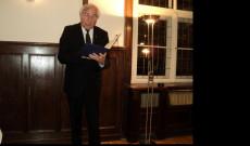 Ft. Dr. Vencser László, Márton Áron volt tanítványa és munkatársa személyes emlékeiről beszélt