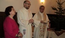 Karácsonyi szentmise Innsbruckban