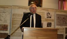Ünnepi köszöntőt Vencser László morálteológus, az ausztriai idegen nyelvű lelkészségek országos igazgatója mondott