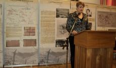 A kiállítást Csibi Krisztina, a Magyarság Háza igazgatója nyitotta meg