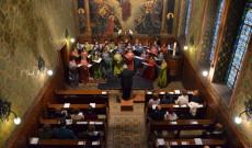 A szegedi Bartók Béla Nőikar április 29-én Bécsben a Pázmáneumban