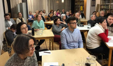 Prof. Dr. Navracsics Judit előadása a Bécsi Magyar Otthonban