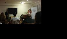 Jazzköltészeti est - Gyukics Gábor és Sandro Miori