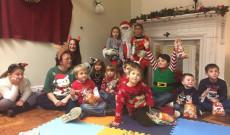 Karácsonyvárás, Tanoda, Chester, Mikulás