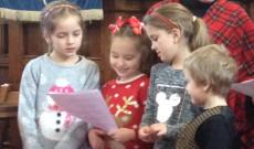 Chester, Tanoda, ének, karácsony