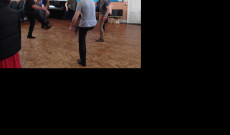 Chester, tánc, továbbképzés, fiúk