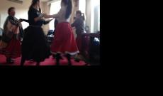 Chester, tánc, továbbképzés, lányok