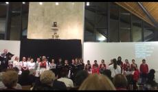 Ti-Ti-Tá Magyar Néptánc Csoport, Choral Extravaganza, Tavaszi szél