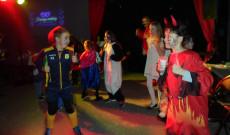 Táncolnak a gyerekek