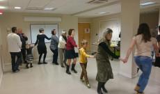 Tánctanulás - táncház