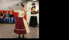 Üveges tánc Mülheimban