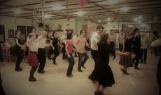 Felnőtt táncház