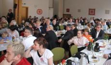 Az ünneplő közönség Fotó: Hidas Csaba