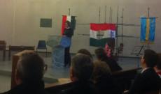 Szedlák Viktória ünnepi beszéde október 23-án