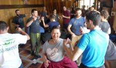 Mezőkeszüi tánctanítás 1. - Fotó: Patai Borbála