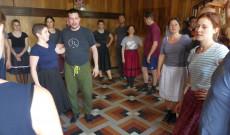 Mezőkeszüi tánctanítás 3. - Fotó: Patai Borbála