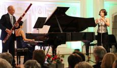 Trio Tricolore játéka október 20-án - Fotó: Szabó Janka