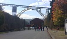 Müngstener Brücke alatt gyülekezünk