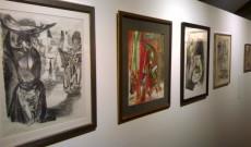 kiállítás képei