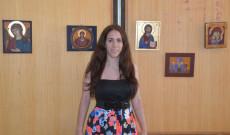 Légrádi Evelin ikon kiállítása